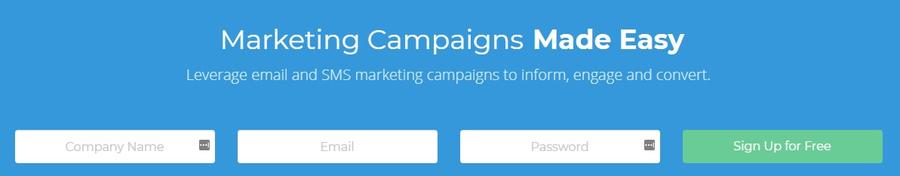 Email маркетинг WordPress с SendinBlue.